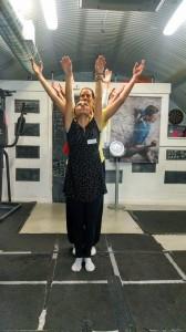 Image of a Dance Mindfulness Workshop