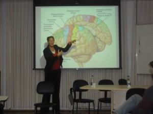 Experimental Phenomenology and Cognition Talk, Psychology Dept  of the Federal University of Rio Grande
