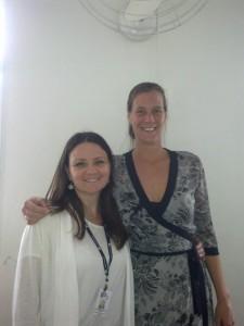 International Partners Tamara and Katya Stubing