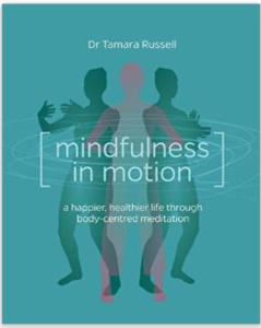 Mindfulness in motion cover